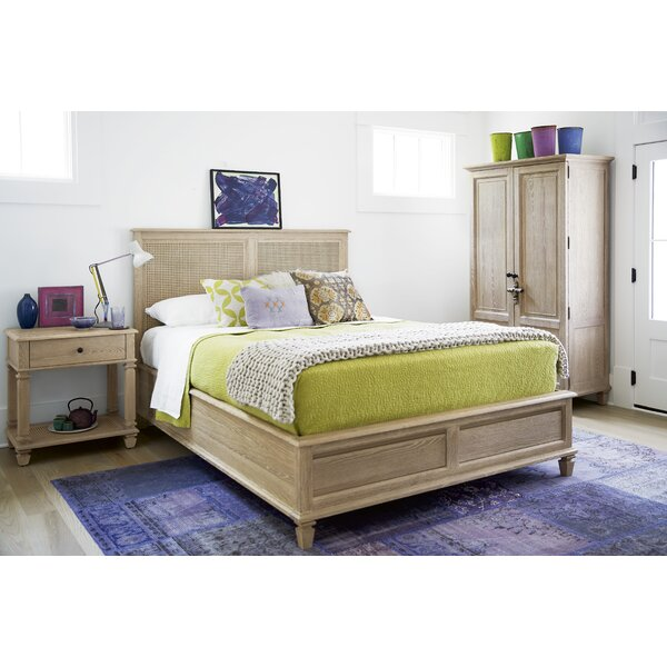 Justice Standard Configurable Bedroom Set by Longshore Tides