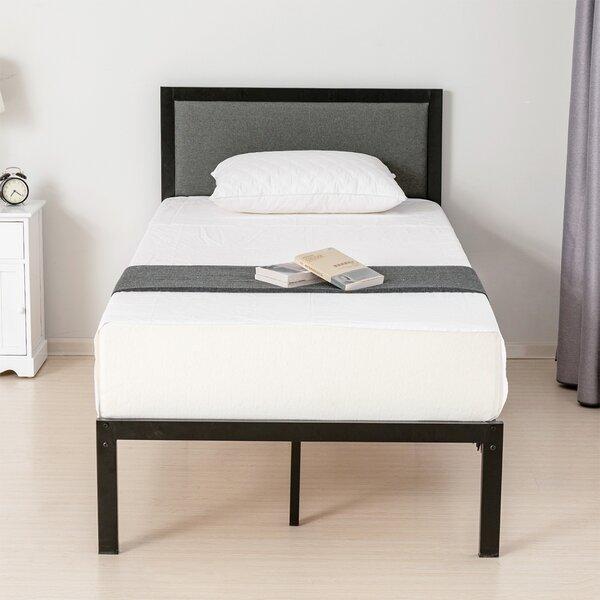 Ehret Upholstered Platform Bed by Ebern Designs