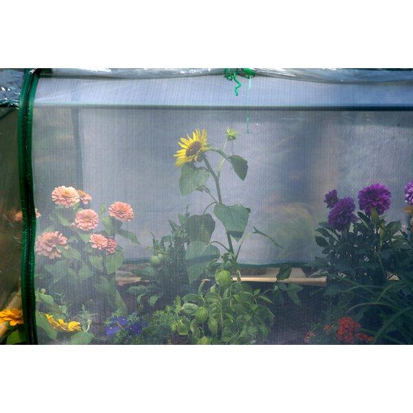 Eden Rectangular Greenhouse Enclosure by Riverstone Industries