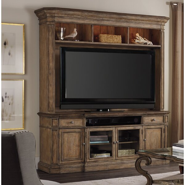 Solana Entertainment Center by Hooker Furniture