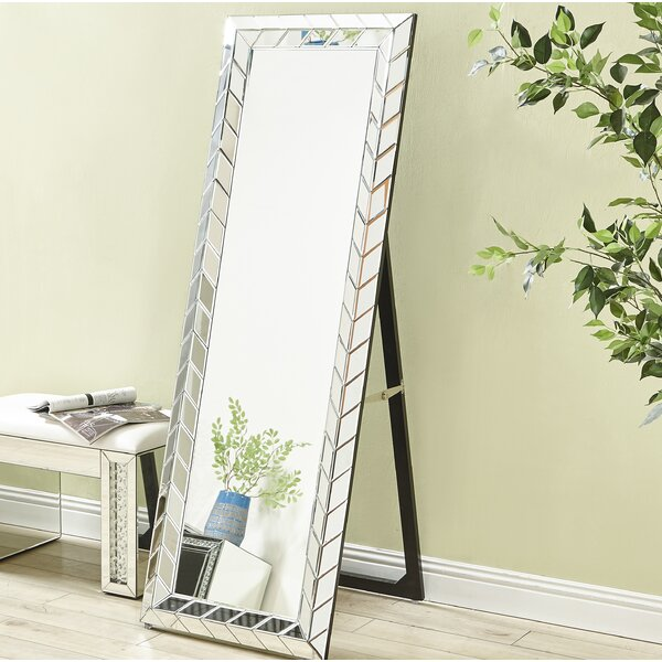 Wheless Contemporary Standing Full Length Mirror by Latitude Run