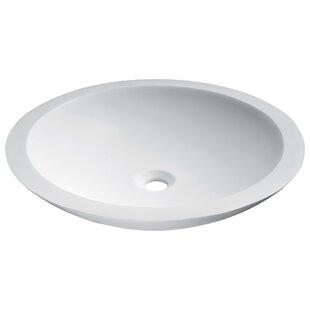 Read Reviews Juniper Stone Circular Vessel Bathroom Sink By ANZZI