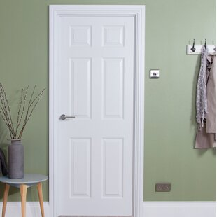 Bostonian Semi-Solid Panelled Wood Internal Door & Solid Wood Internal Doors | Wayfair.co.uk