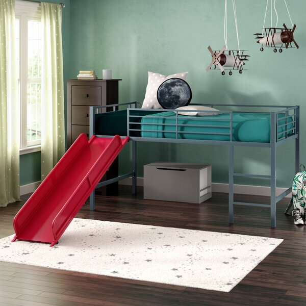 Catalina Junior Twin Loft Bed by Zoomie Kids