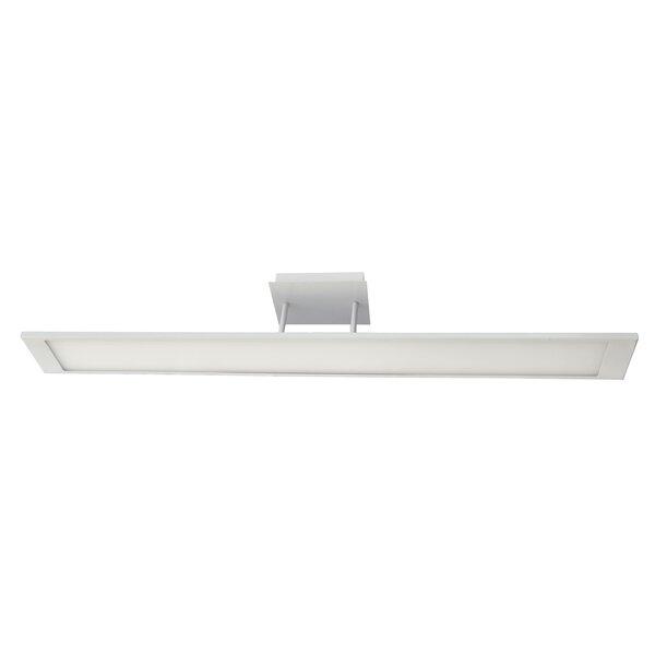 Contempo LED Semi Flush Mount by HomeSelects International