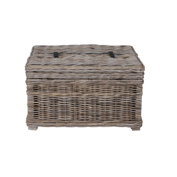 Rousey Coffee Table With Storage By Beachcrest Home