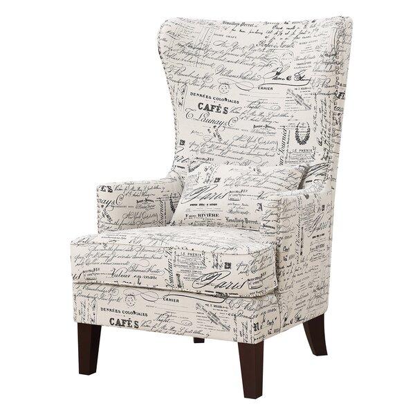 Durant Armchair by Alcott Hill