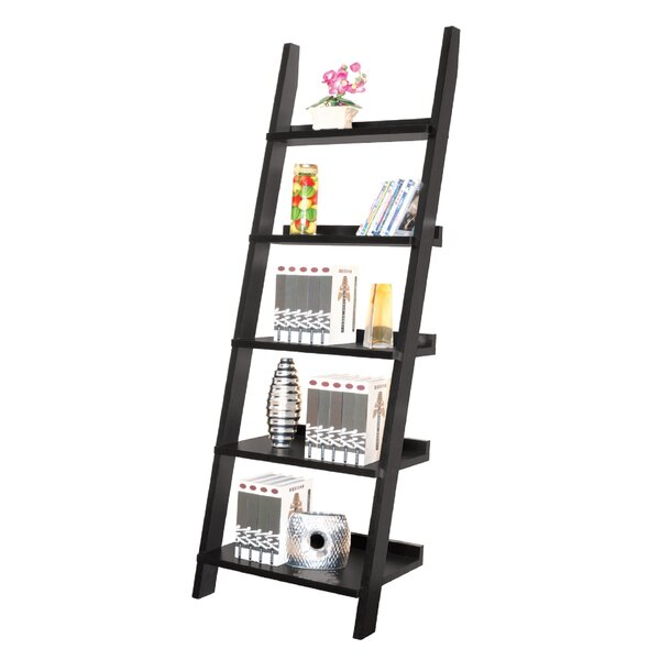 Julienne Ladder Bookcase By Latitude Run