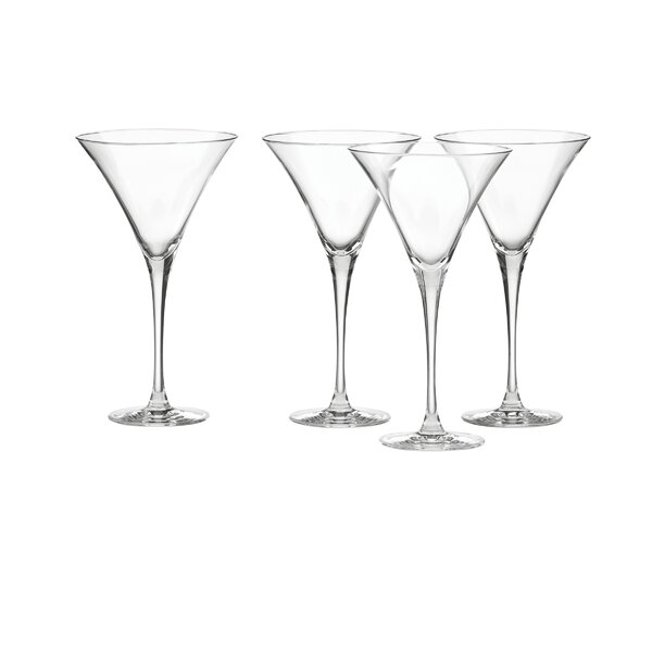 Tuscany Classics 10 oz. Crystal Cocktail Glass (Set of 4) by Lenox