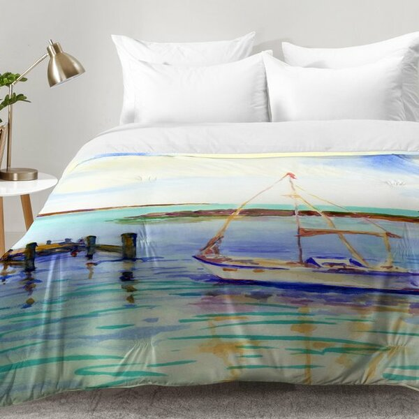 Laura Trevey Summer Sail Comforter Set