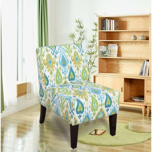 Ashlynn Slipper Chair by Bungalow Rose