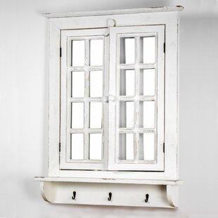 Gracie Oaks Pentillie Accent Mirror