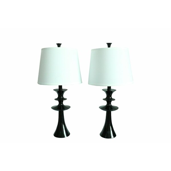 Netto 26 Table Lamp (Set of 2) by Urbanest