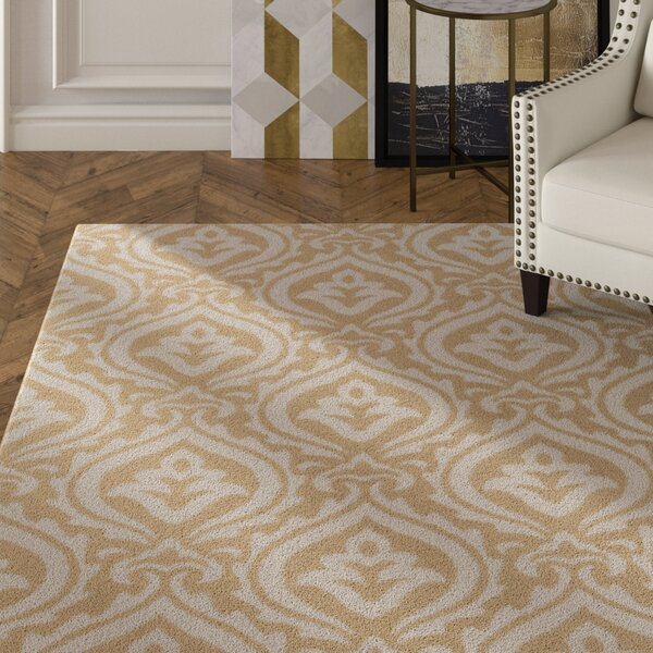 Lachapelle Tan/Beige Area Rug by House of Hampton