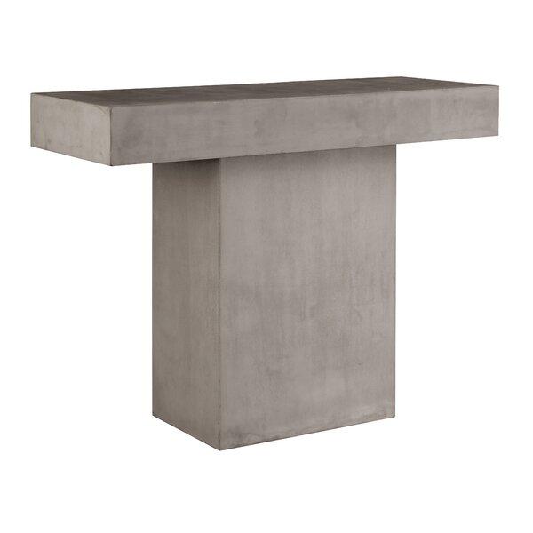 Banda Concrete Console Table by Seasonal Living