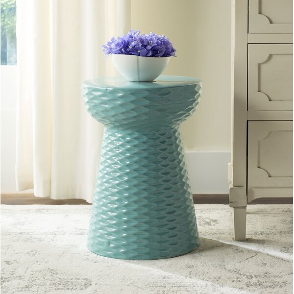 Garden Accent Stool by Mercury Row
