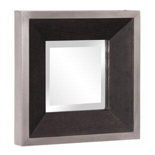 Latitude Run Square Brown Mirror
