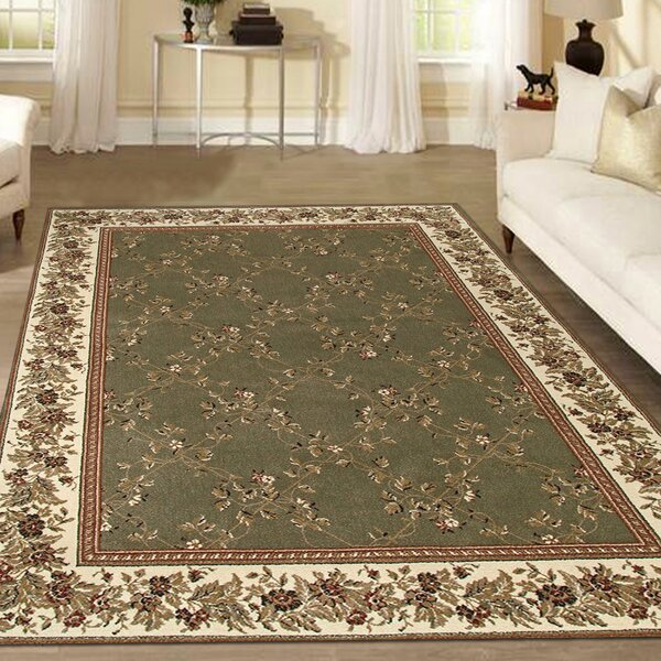 Weisgerber Sage Area Rug by Astoria Grand