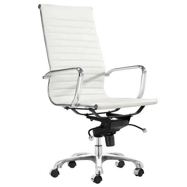 Sandin High Back Ergonomic Office Chair by Orren Ellis