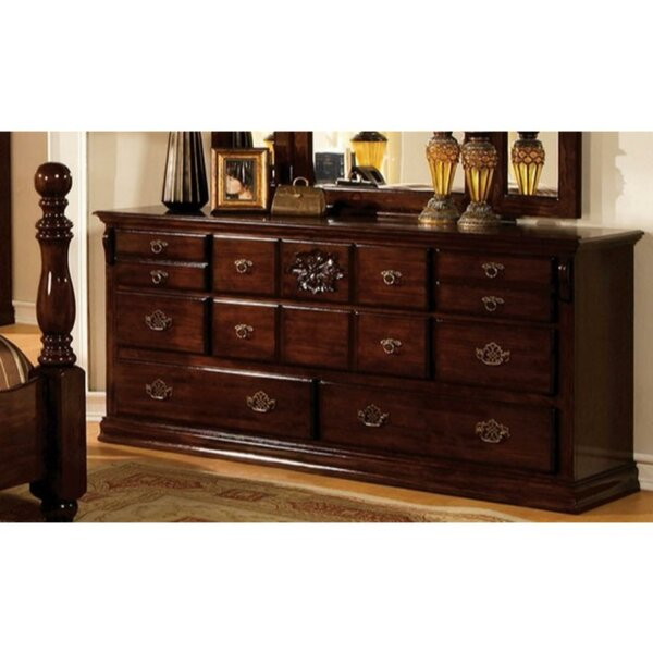 Ricciardi 9 Drawer Dresser by Astoria Grand