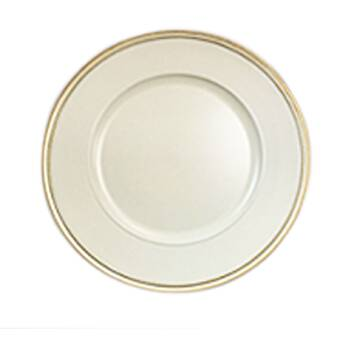 Silver Elegance 31112 Charger Plates