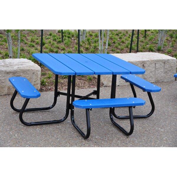 ADA Square Table
