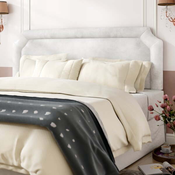 Fairview Upholstered Panel Headboard by Willa Arlo Interiors