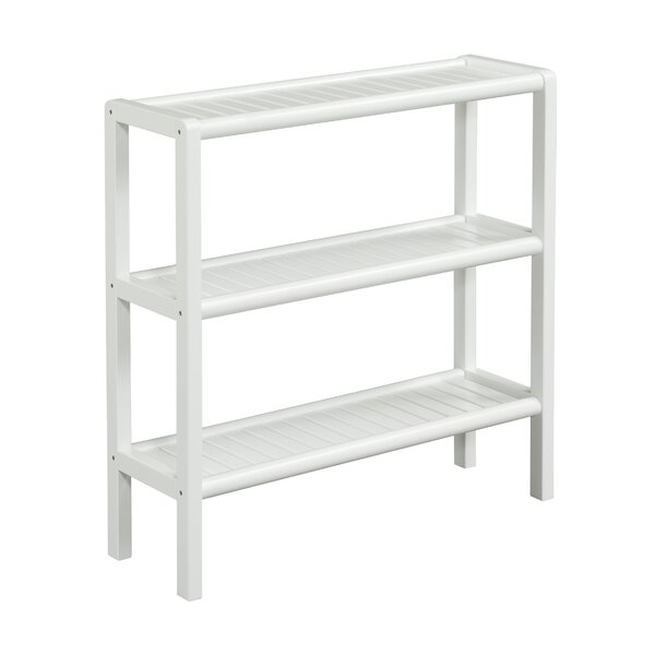 Etagere Bookcase by Rebrilliant