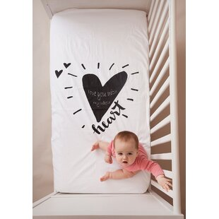Fitted Crib Sheets By Luv Bug Company