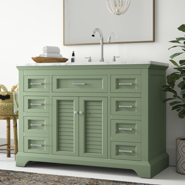 Hattie 48 Single Bathroom Vanity Base Only