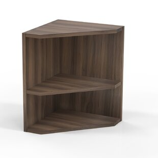Medina Corner Unit Bookcase Mayline Group