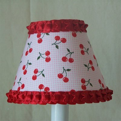 Sweet Cherry Night Light by Silly Bear Lighting