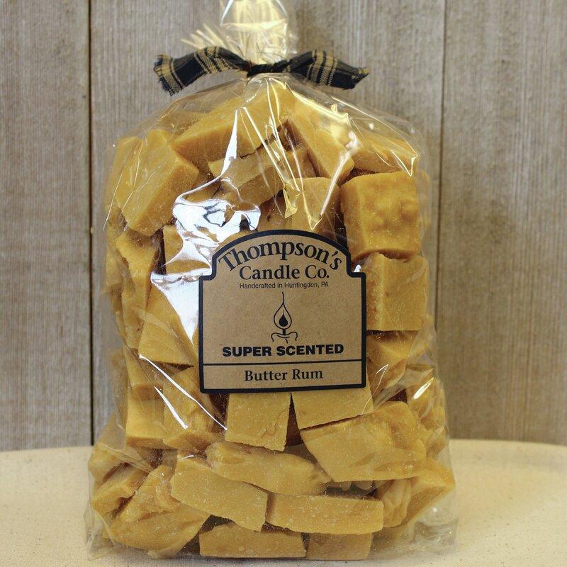 Thompson'sCandleCo. Butter Rum Scented Wax Melt Set - Wayfair
