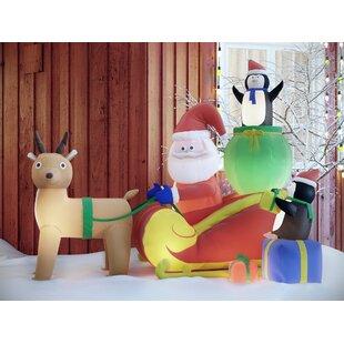 Minions Christmas Inflatables | Wayfair