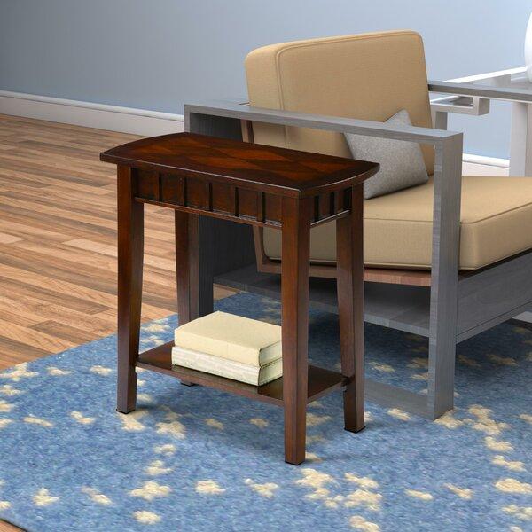 Crowell End Table By Fleur De Lis Living