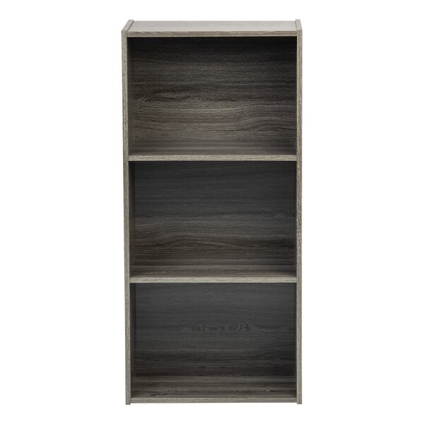 Three Tier Standard Bookcase by IRIS USA, Inc.