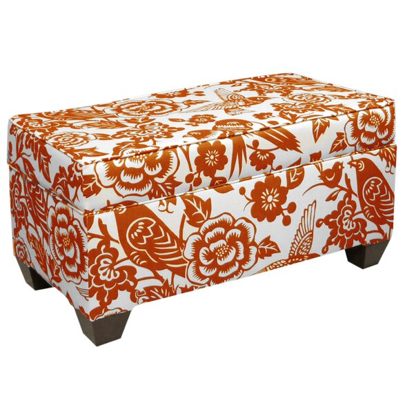 Upholstered Storage Bench by Skyline Furniture