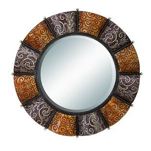 Charlton Home Kennamer Scrollwork Accent Mirror