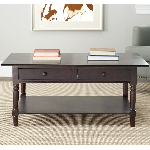 Hugh Coffee Table by Charlton Home