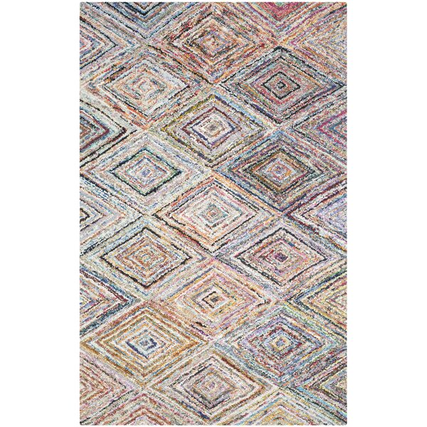 Sergio Area Rug by World Menagerie