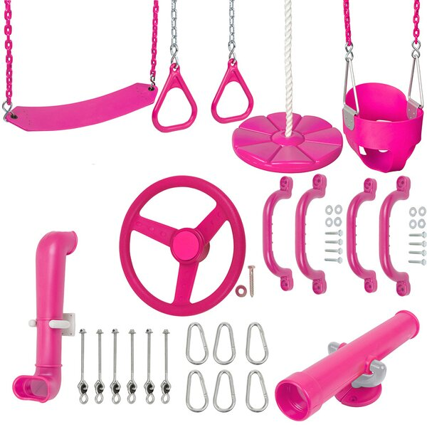 Ultimate Toddler Swing Kit (Wood Not Included) by Swing Set Stuff
