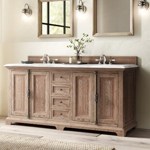 Reviews Ogallala 72 Double Bathroom Vanity Set By Greyleigh