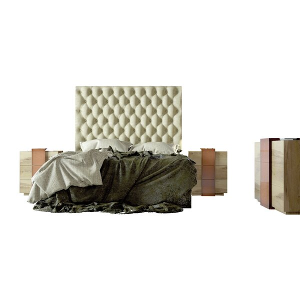 Rone King 4 Piece Bedroom Set by Brayden Studio