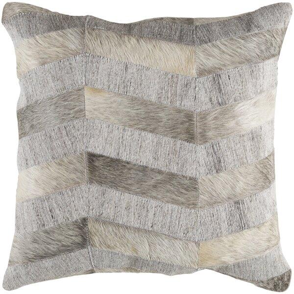 Armando Square Pillow Cover by Williston Forge