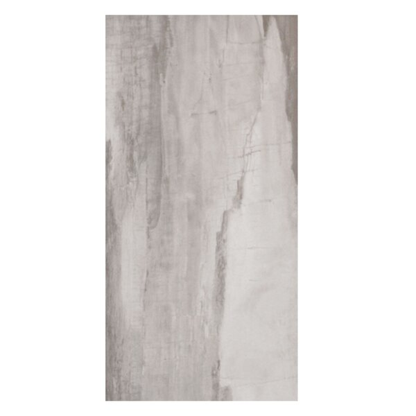Waterfall Niagara 12 x 24 Porcelain Wood Look Tile in Light Gray by Casa Classica