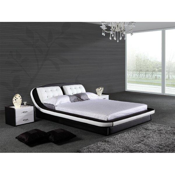 Janae Upholstered Platform Bed by Orren Ellis Orren Ellis