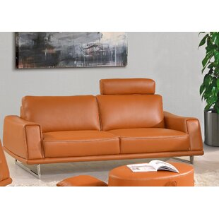 Ballou Leather Sofa
