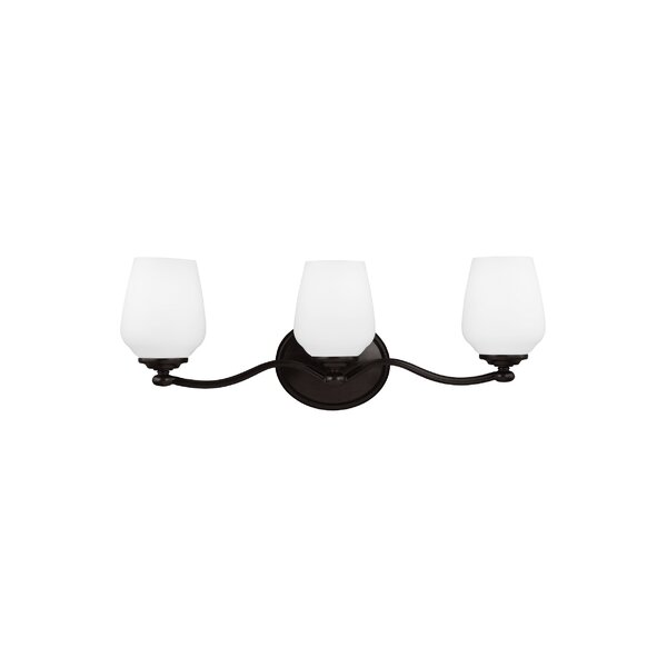 Eyers 3-Light Vanity Light by Darby Home Co
