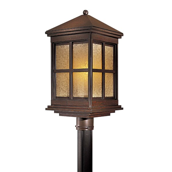 Berkeley Outdoor 1-Light Lantern Head by Great Outdoors by Minka