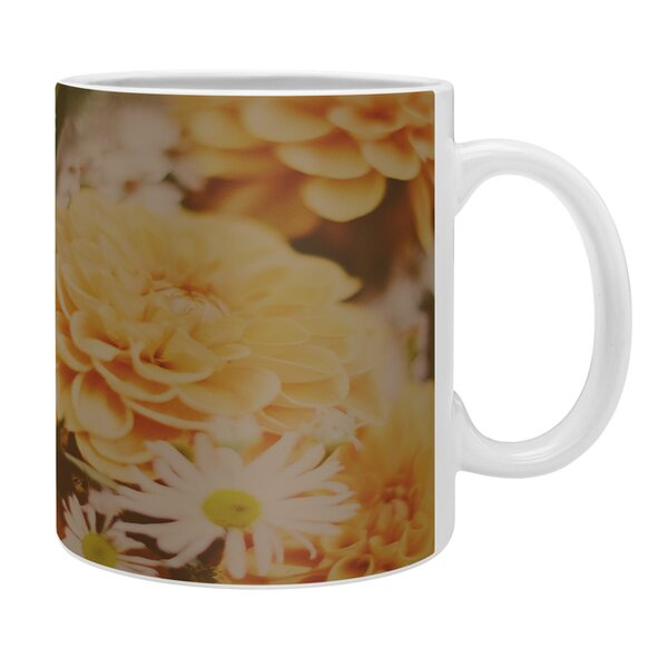 Autumn Floral Coffee Mug by East Urban Home